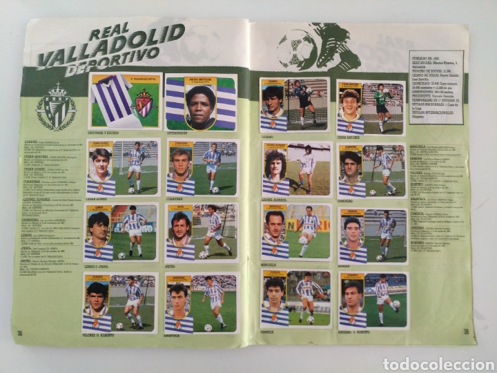 Coleccionismo deportivo: Album liga Este 91/92 - Foto 20 - 139010030