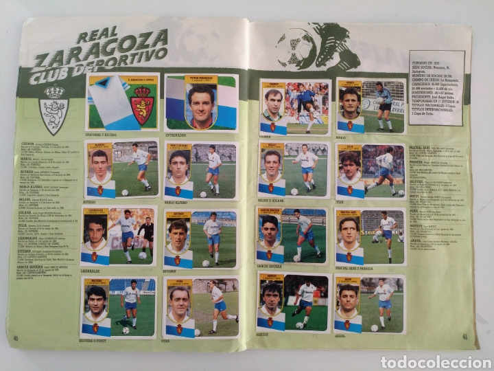 Coleccionismo deportivo: Album liga Este 91/92 - Foto 21 - 139010030