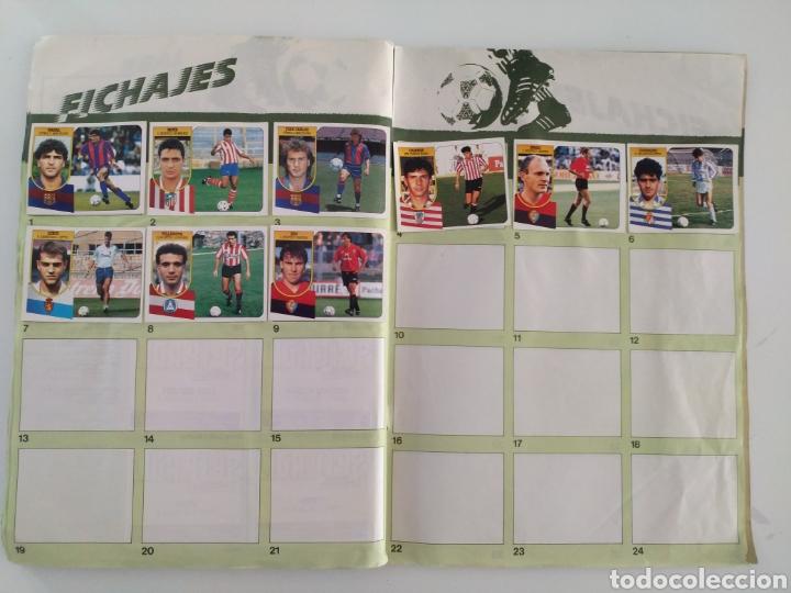 Coleccionismo deportivo: Album liga Este 91/92 - Foto 22 - 139010030