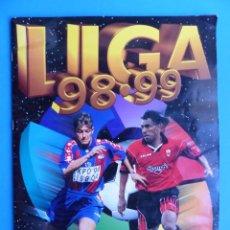 Coleccionismo deportivo: ALBUM CROMOS - LIGA 1998-1999 98-99 - ED. ESTE - TIENE 389 CROMOS - VER DESCRIPCION Y FOTOS. Lote 139289882