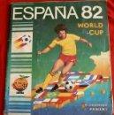 Coleccionismo deportivo: ESPAÑA 82 ALBUM CROMOS FUTBOL (1982) ED. PANINI - CASI COMPLETO SOLO FALTAN 12 CROMOS - WORLD CUP. Lote 139458954