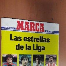 Coleccionismo deportivo: ALBUM CROMOS FÚTBOL MARCA. LIGA 1986-1987. Lote 139526686