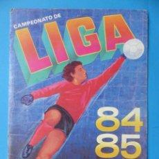 Coleccionismo deportivo: LIGA 1984-1985 84-85 - CROMOS CANO - SOLO LAS TAPAS DEL ALBUM - VER DESCRIPCION Y FOTOS. Lote 139964054