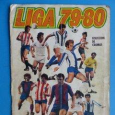 Coleccionismo deportivo: LIGA 1979-1980 79-80 - ED. ESTE - TIENE 42 CROMOS - VER DESCRIPCION Y FOTOS. Lote 139964982