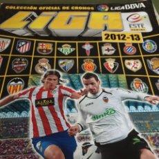 Coleccionismo deportivo: ÁLBUM DE CROMOS LIGA ESTE 2012-2013CON MÁS DE 250 CROMOS. Lote 140286378