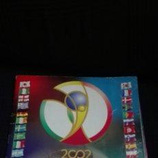 Collectionnisme sportif: ALBUM FIFA WORLD CUP KOREA JAPAN 2002 PANINI CON 474 CROMOS. Lote 173050327