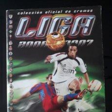 Coleccionismo deportivo: ALBUM LIGA ESTE 2006-2007. CON 290 CROMOS. VER IMÁGENES. Lote 140473430