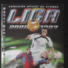 Coleccionismo deportivo: ALBUM LIGA ESTE 2006-2007. PERFECTO.CON 285CROMOS. IDEAL PARA INIICIO COLECCION.VER IMÁGENES. Lote 140475834