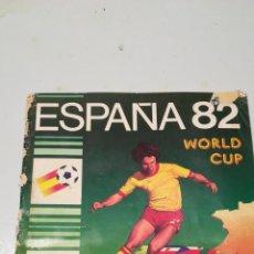 Coleccionismo deportivo: ALBUM ESPAÑA 82. Lote 140618084
