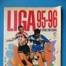 Coleccionismo deportivo: LIGA 1995-1996 95-96 - PANINI - VER DESCRIPCION Y FOTOS. Lote 140751138