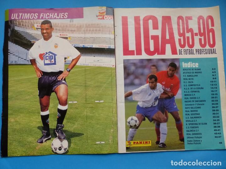 Coleccionismo deportivo: LIGA 1995-1996 95-96 - PANINI - VER DESCRIPCION Y FOTOS - Foto 6 - 140751138