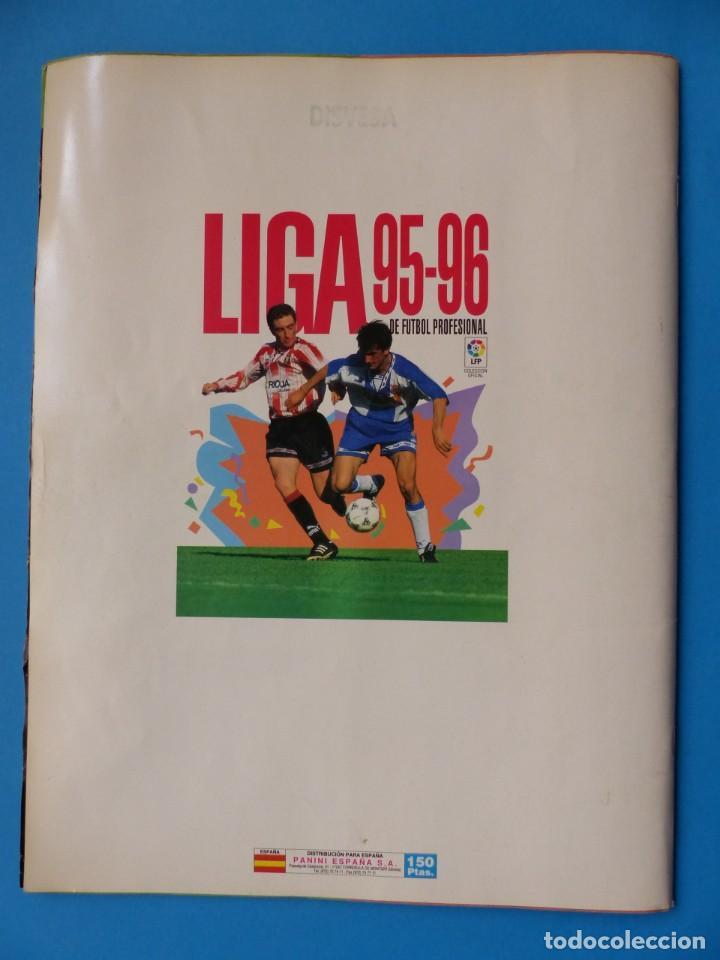 Coleccionismo deportivo: LIGA 1995-1996 95-96 - PANINI - VER DESCRIPCION Y FOTOS - Foto 31 - 140751138