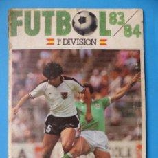 Coleccionismo deportivo: ALBUM CROMOS - FUTBOL LIGA1983 -1984 83-84 -CROMOS CANO - TIENE 179 CROMOS - VER DESCRIPCION Y FOTOS. Lote 140752522