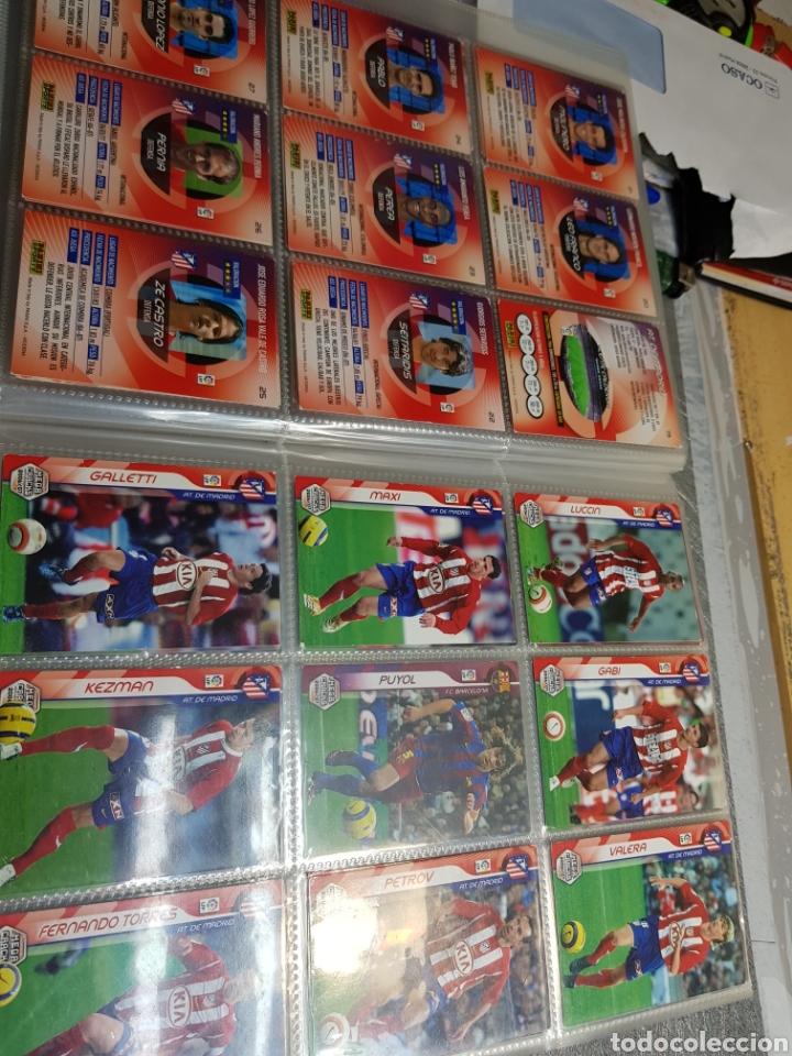 Coleccionismo deportivo: Album Mega cracks 2006-07 muy completo - Foto 4 - 140795888