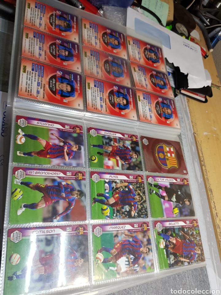 Coleccionismo deportivo: Album Mega cracks 2006-07 muy completo - Foto 5 - 140795888
