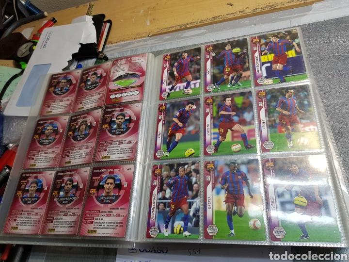 Coleccionismo deportivo: Album Mega cracks 2006-07 muy completo - Foto 6 - 140795888