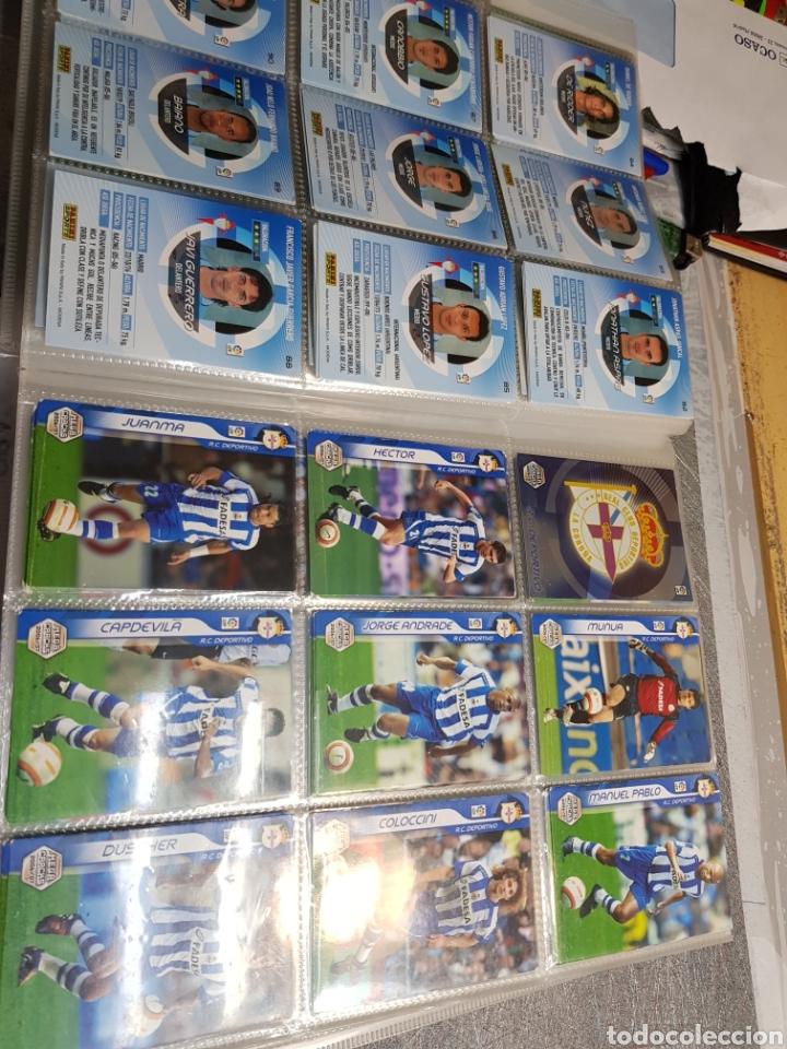 Coleccionismo deportivo: Album Mega cracks 2006-07 muy completo - Foto 11 - 140795888