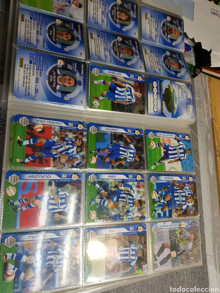 Coleccionismo deportivo: Album Mega cracks 2006-07 muy completo - Foto 12 - 140795888