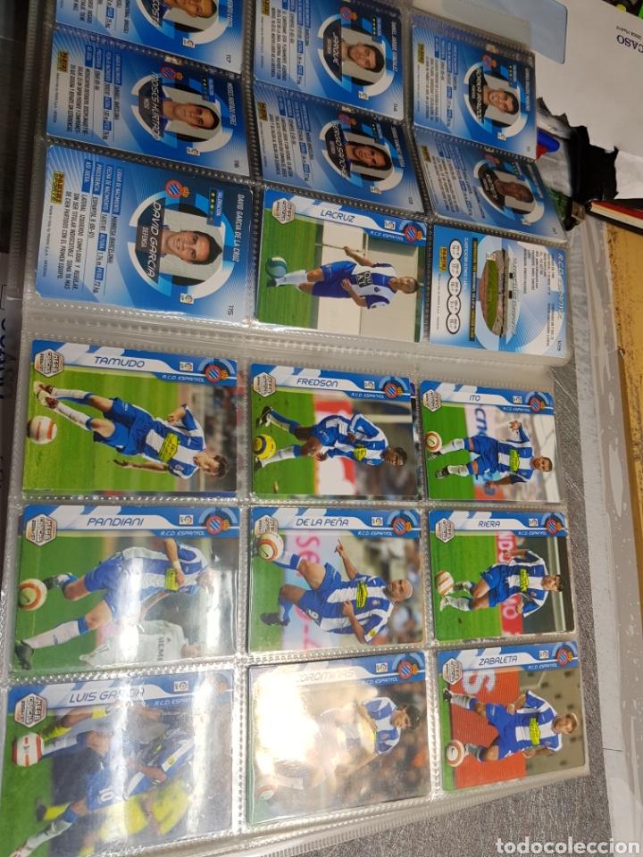 Coleccionismo deportivo: Album Mega cracks 2006-07 muy completo - Foto 14 - 140795888