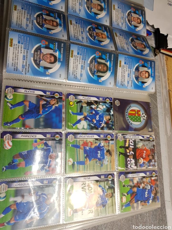 Coleccionismo deportivo: Album Mega cracks 2006-07 muy completo - Foto 15 - 140795888