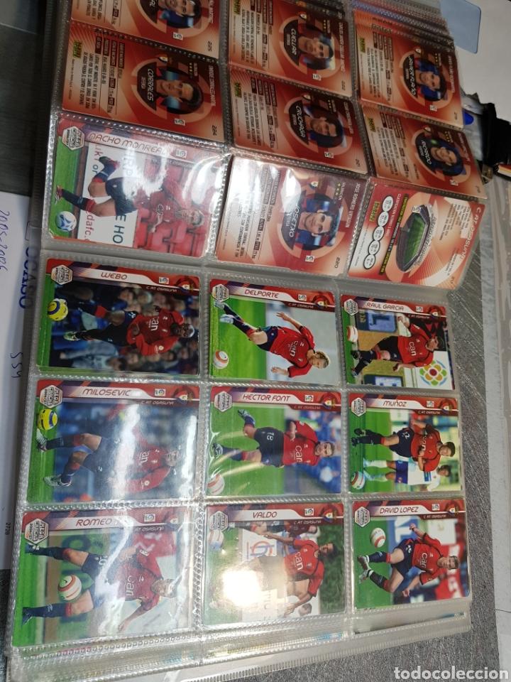 Coleccionismo deportivo: Album Mega cracks 2006-07 muy completo - Foto 26 - 140795888