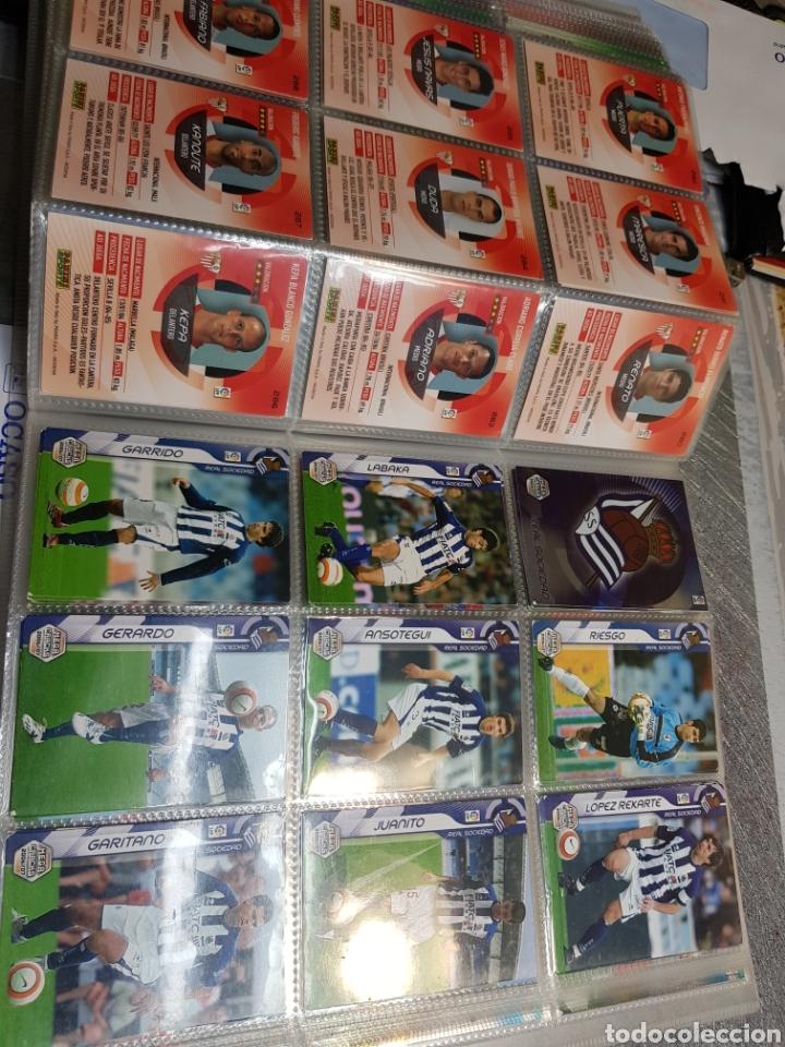 Coleccionismo deportivo: Album Mega cracks 2006-07 muy completo - Foto 33 - 140795888