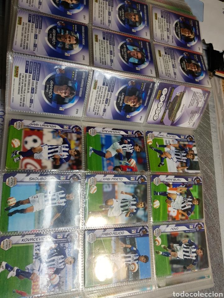 Coleccionismo deportivo: Album Mega cracks 2006-07 muy completo - Foto 34 - 140795888
