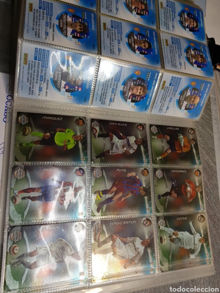 Coleccionismo deportivo: Album Mega cracks 2006-07 muy completo - Foto 41 - 140795888