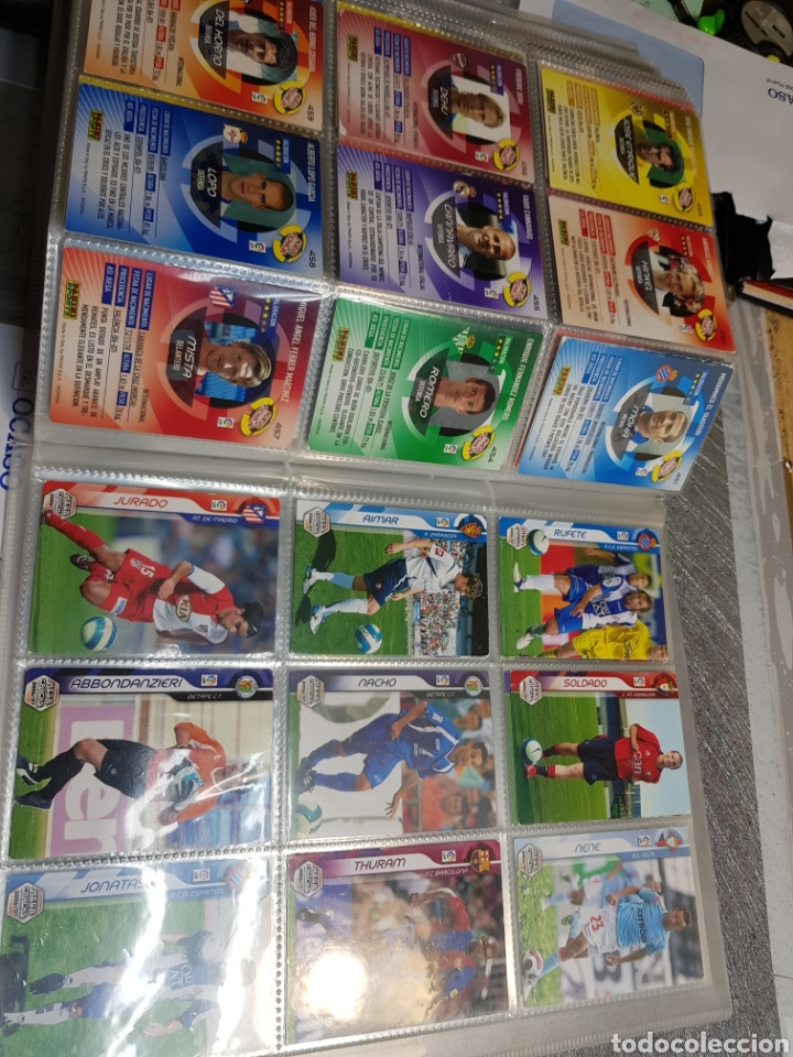 Coleccionismo deportivo: Album Mega cracks 2006-07 muy completo - Foto 52 - 140795888