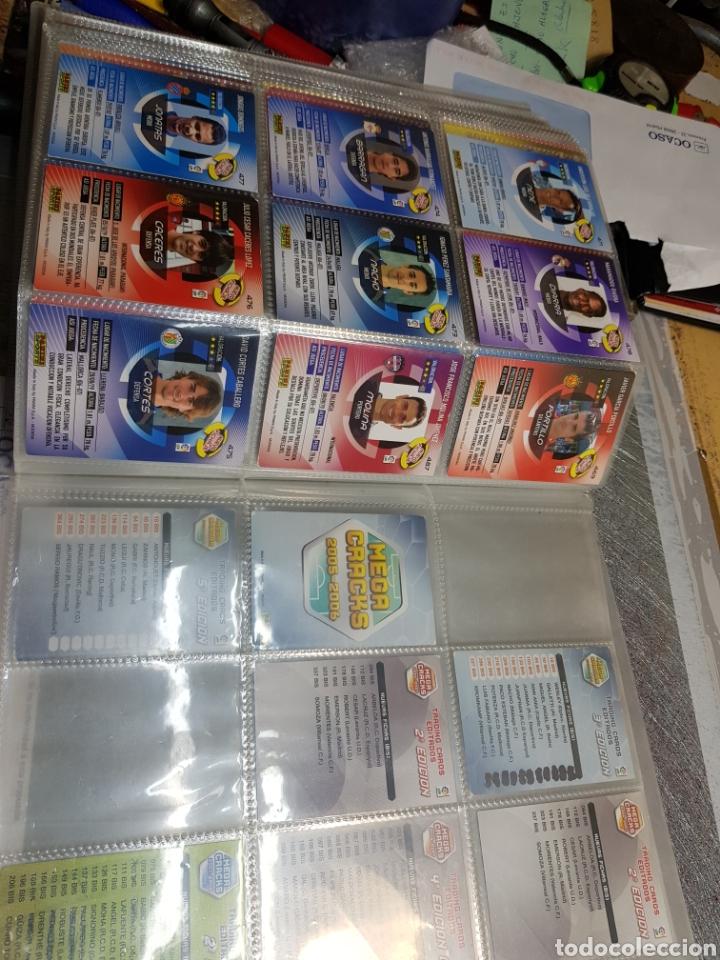 Coleccionismo deportivo: Album Mega cracks 2006-07 muy completo - Foto 54 - 140795888