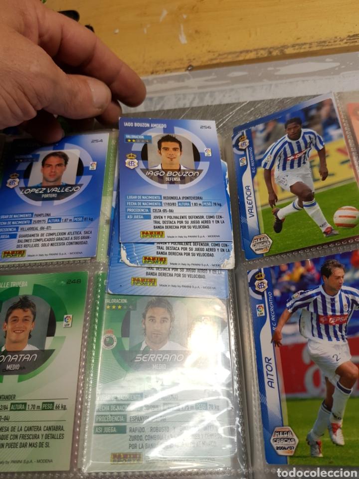 Coleccionismo deportivo: Album Mega cracks 2006-07 muy completo - Foto 57 - 140795888