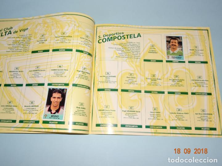 Coleccionismo deportivo: Antigua Álbum FUTBOL LIGA 96-97 de BOLLYCAO Campeonato Nacional de Liga 1996 1997 - Foto 2 - 142598210