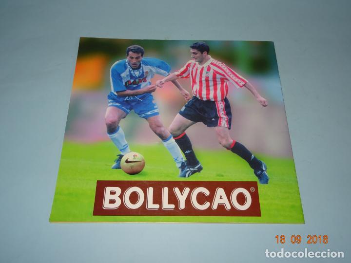 Coleccionismo deportivo: Antigua Álbum FUTBOL LIGA 96-97 de BOLLYCAO Campeonato Nacional de Liga 1996 1997 - Foto 4 - 142598210