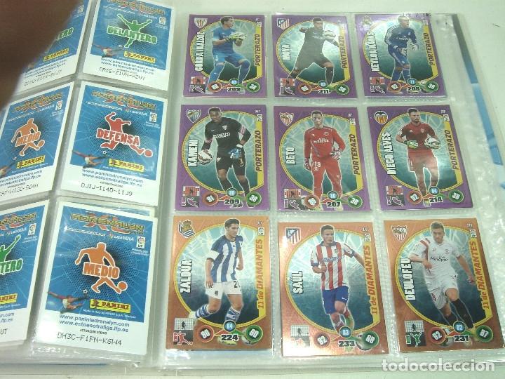 Coleccionismo deportivo: 223 ADRENALYN 2014 2015 ¡VER LISTADO¡ INCLUYE EDICON LIMITADA PANINI 14 15 -BBVA TRADING CARDS CARD- - Foto 23 - 142611490