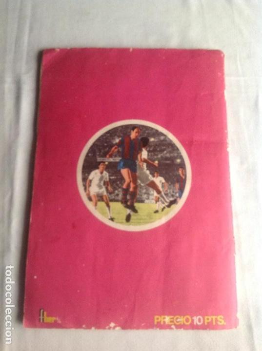 Coleccionismo deportivo: ALBUM CAMPEONATO DE LIGA 1968-69, 1 Y 2 DIVISIÓN, FHER, FALTAN 67 CROMOS. - Foto 5 - 142713114
