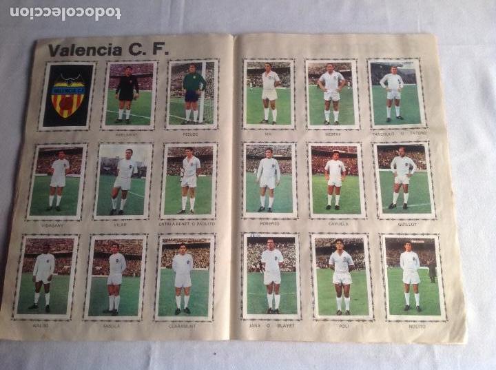 Coleccionismo deportivo: ALBUM CAMPEONATO DE LIGA 1968-69, 1 Y 2 DIVISIÓN, FHER, FALTAN 67 CROMOS. - Foto 25 - 142713114