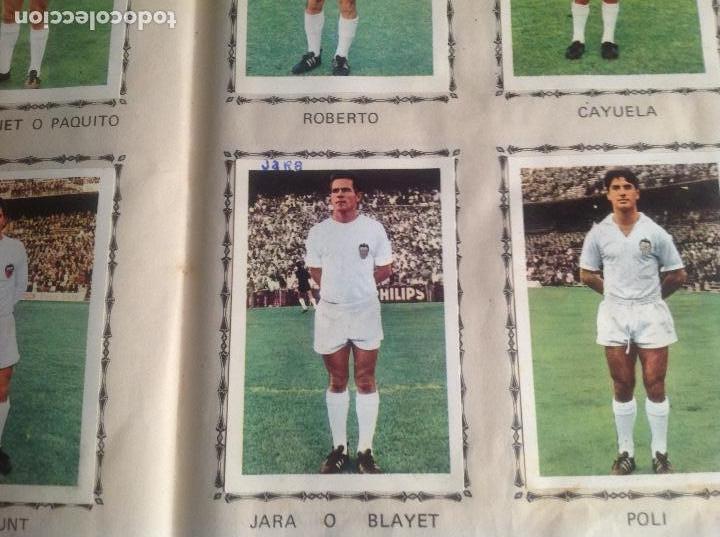Coleccionismo deportivo: ALBUM CAMPEONATO DE LIGA 1968-69, 1 Y 2 DIVISIÓN, FHER, FALTAN 67 CROMOS. - Foto 26 - 142713114
