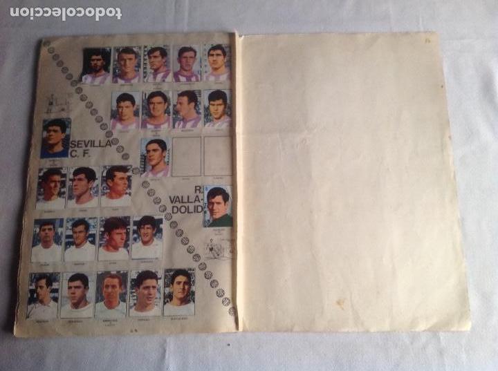 Coleccionismo deportivo: ALBUM CAMPEONATO DE LIGA 1968-69, 1 Y 2 DIVISIÓN, FHER, FALTAN 67 CROMOS. - Foto 34 - 142713114