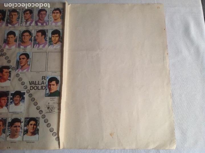 Coleccionismo deportivo: ALBUM CAMPEONATO DE LIGA 1968-69, 1 Y 2 DIVISIÓN, FHER, FALTAN 67 CROMOS. - Foto 35 - 142713114