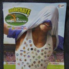 Coleccionismo deportivo: LIGA MANIA DE GREFUSA 2008 . Lote 143604434