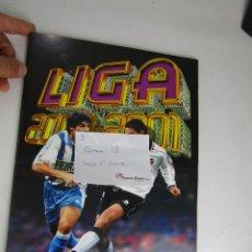 Coleccionismo deportivo: LOTE 8- ALBUM CROMOS FUTBOL ESTE 2000 2001. Lote 143640934