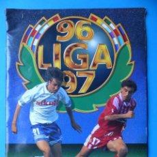 Coleccionismo deportivo: ALBUM CROMOS - LIGA 1996-1997 96-97 - ED. ESTE - TIENE 388 CROMOS - VER DESCRIPCION Y FOTOS. Lote 143691726