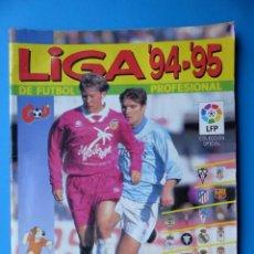 Coleccionismo deportivo: LIGA 1994-1995 94-95 - PANINI - LE FALTAN 89 CROMOS - VER DESCRIPCION Y FOTOS. Lote 143694174