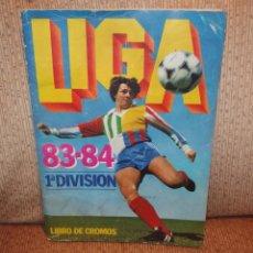 Coleccionismo deportivo: ALBUM LIGA 83-84,ED.ESTE,CON 233 CROMOS. Lote 143918502