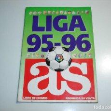 Collectionnisme sportif: ALBUM FUTBOL LIGA 95-96 DIARIO AS. ALBUM VACIO SIN CROMOS PEGADOS - 1995 - 1996. Lote 145437230