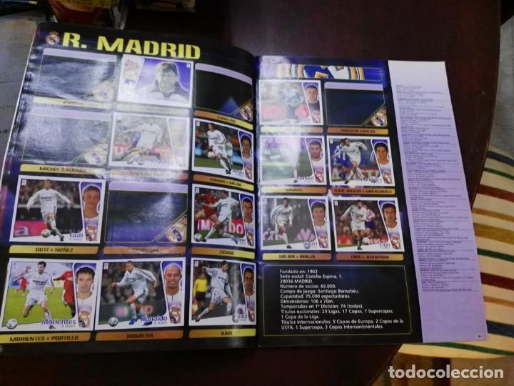 Coleccionismo deportivo: album de cromos liga este 2004 - 2005 04 - 05 con 231 pegados - Foto 3 - 146003142