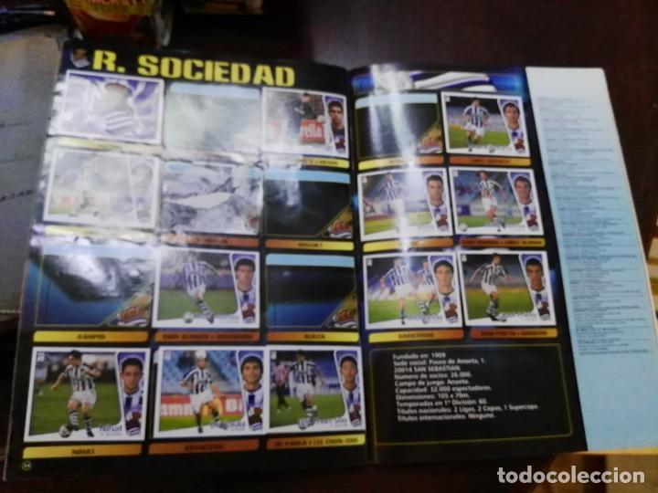 Coleccionismo deportivo: album de cromos liga este 2004 - 2005 04 - 05 con 231 pegados - Foto 4 - 146003142