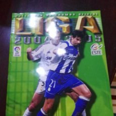 Coleccionismo deportivo: ALBUM DE CROMOS LIGA ESTE 2004 - 2005 04 - 05 CON 2 PEGADOS. Lote 146003490