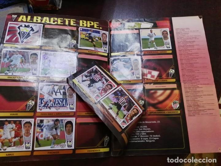 Coleccionismo deportivo: album de cromos liga este 2004 - 2005 04 - 05 con 158 pegados - Foto 2 - 146003866