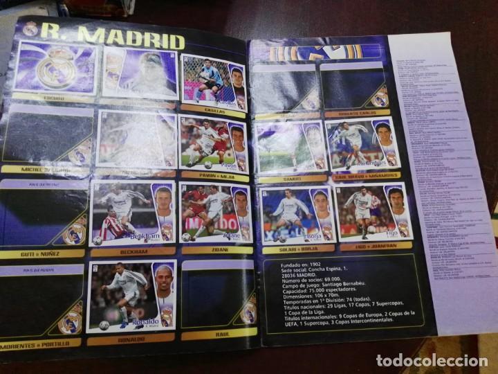 Coleccionismo deportivo: album de cromos liga este 2004 - 2005 04 - 05 con 158 pegados - Foto 4 - 146003866